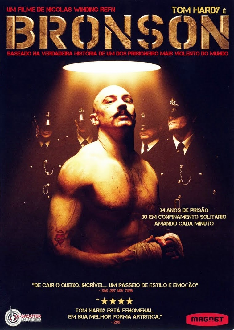 Bronson – Legendado (2008)