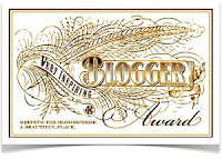 Inspiring Blogger Award By Kristen
