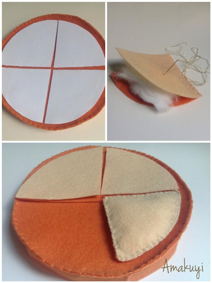 caja de galletas convertida en costurero