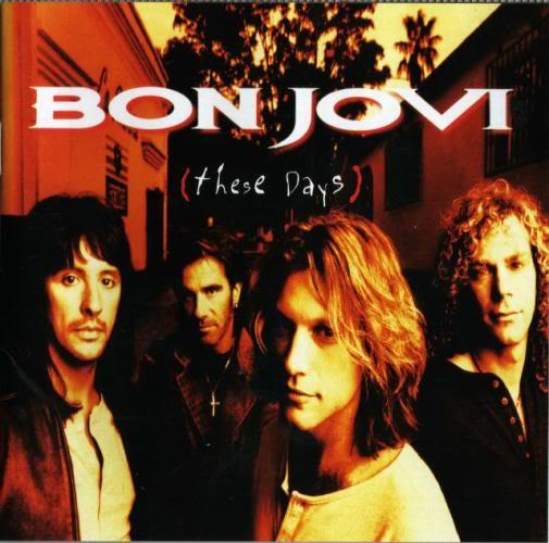 Bon Jovi: These Days - Music on Google Play