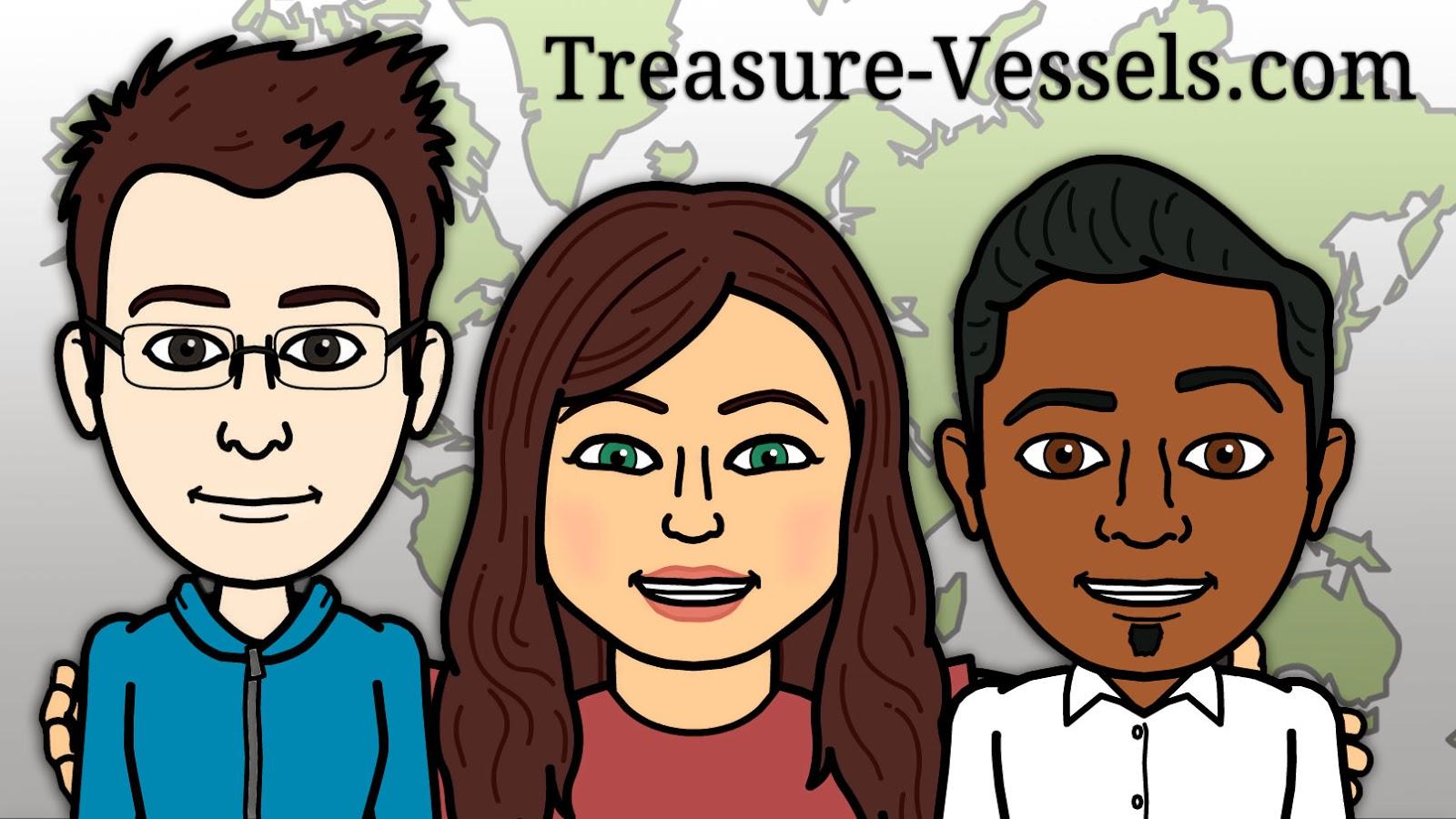 Treasure-Vessels Team