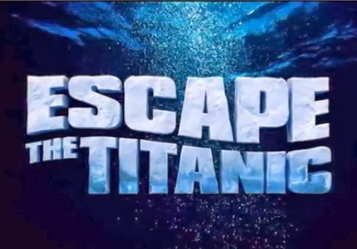 escape the titanic game