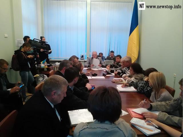 Реєстрація кандидатів в депутати Харківської обласної Ради 1 жовтня 2015