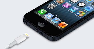 Apple iPhone 5 - Lightning connector
