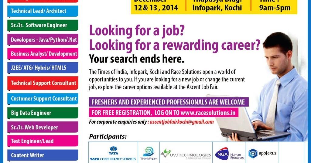mega fair companies vacancies