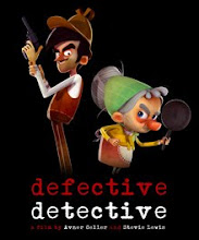 Defective Detective - short film