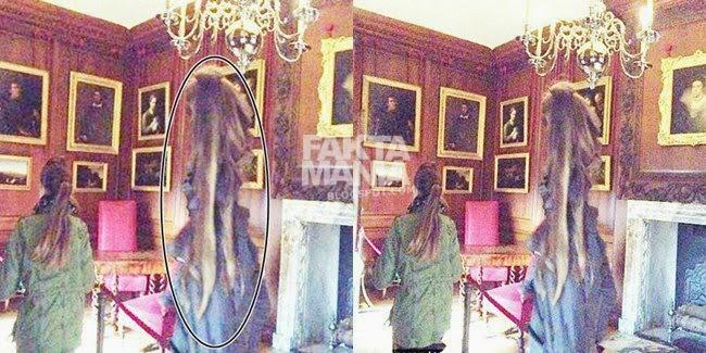 Penampakan Hantu di Istana Hampton Court Kediaman Ratu Elizabeth I