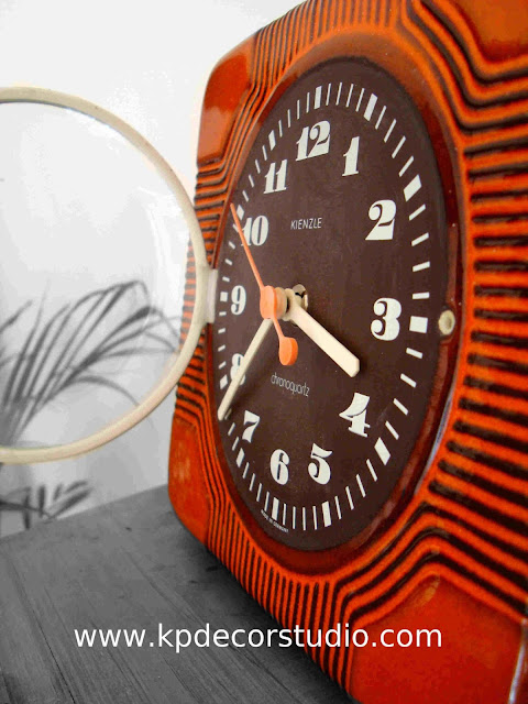 decoracion vintage para paredes. decorar pared de habitacion. comprar relojes antiguos