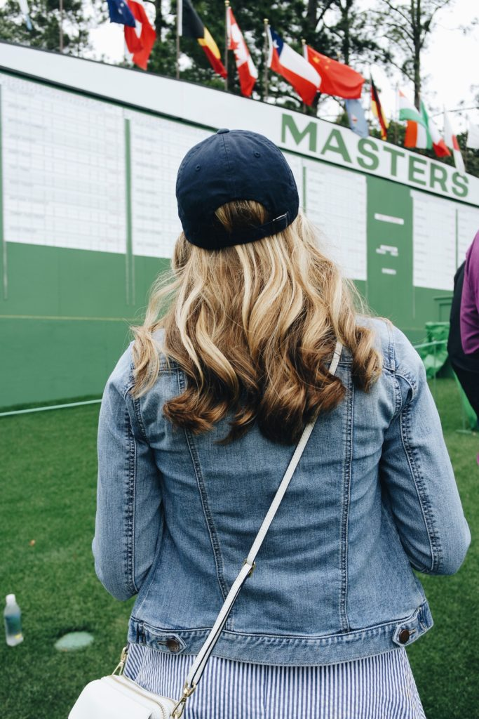 what women should wear to the masters the monogrammed life