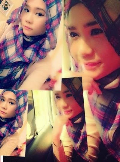 4Gambar Perkahwinan Fiffy Natasha Kawaii Dan Muslim Azman