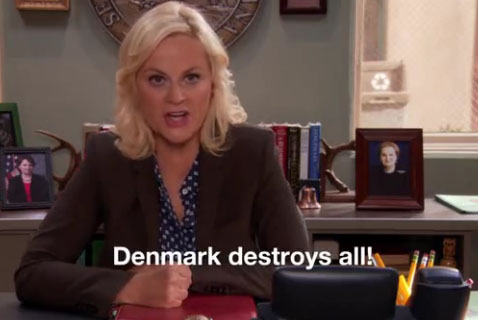The Pawnee Times A Parks And Recreation Blog News Quotes Interviews And More S4e7 The
