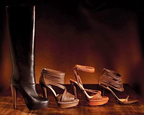 Chaussures Qela Automne Hiver 2013 / Qela Shoes automne winter 2013