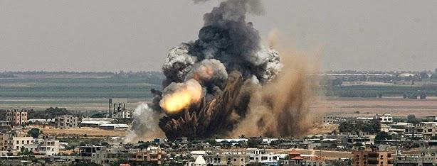 Día 3 de la operación: 141 cohetes fueron disparados contra Israel y el ejército israelí atacó 220 objetivos en Gaza