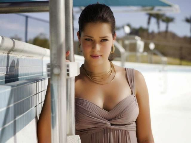 Ana Ivanovic Serbian Tennis Player