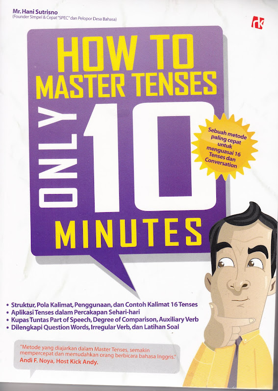 Book How To Master Tenses