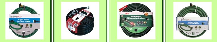CLICK HERE FOR GARDEN HOSES