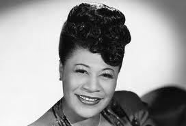 Penyanyi Jazz Ella Fitzgerald