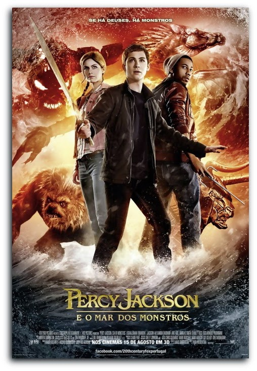 Percy Jackson: Sea of Monsters[Percy Jackson e o Mar dos Monstros]