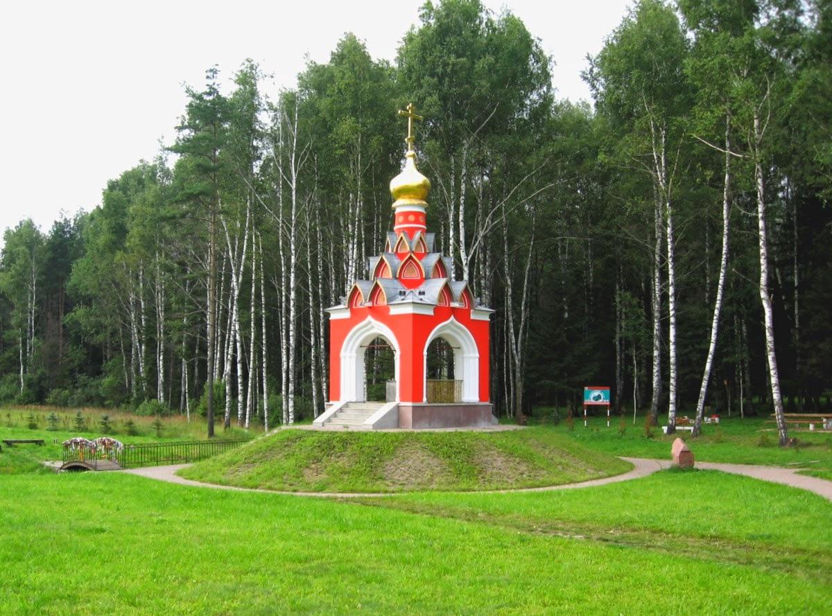по трассе Москва-Минск