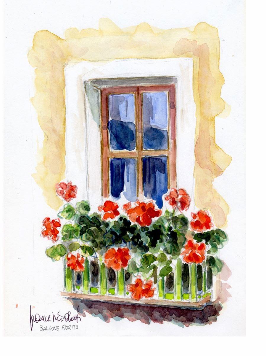CeccoDotti: Balconi fioriti