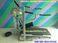 Harga Treadmill Manual
