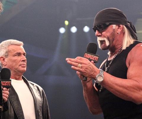 The Wrestling Blog: The Latest TNA Spoiler Proves That Eric Bischoff