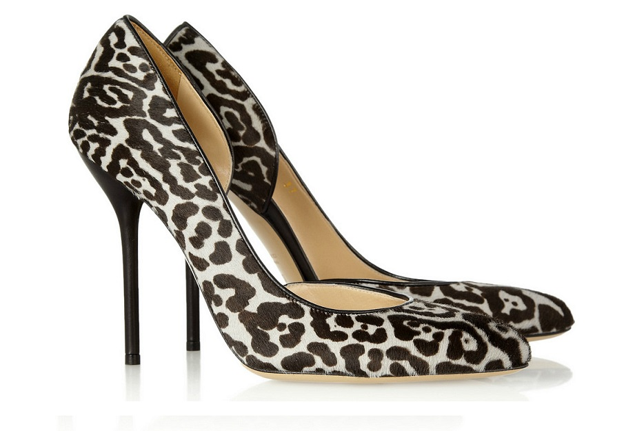 DELUXSHIONIST'S CHOICE - Gucci Animal Leopardprint Calf Hair Pumps