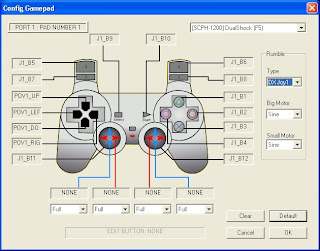 PSX/PS1 ePSXe v1.7.0 Config Game Pad Tutorial