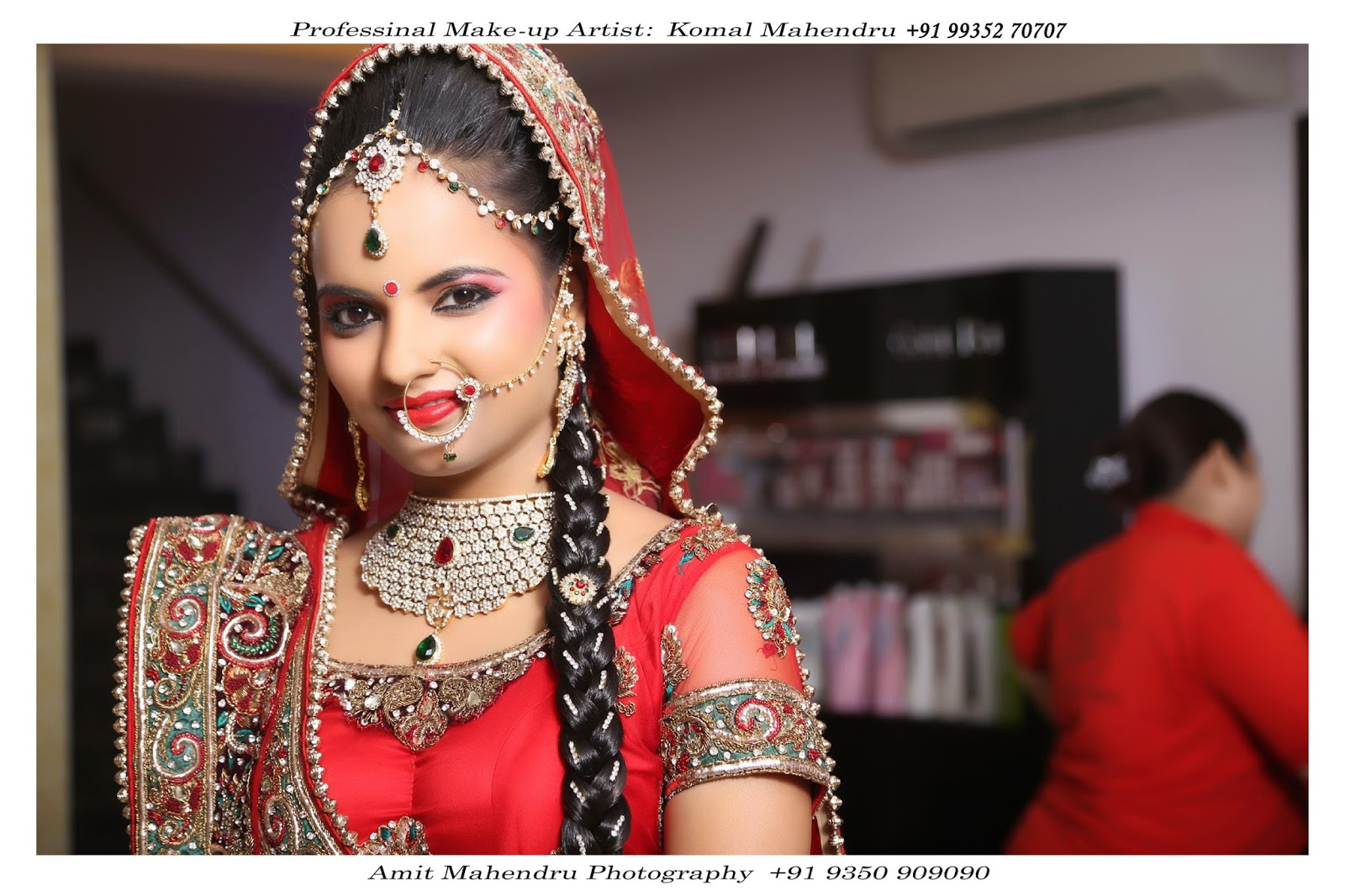 Komal mahendru s professional makeup lucknow india bridal makeup - Https Www Facebook Com Komal Mahendru Professional Makeup