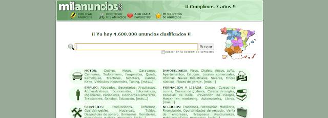 Paginas de anuncios gratis blog pagina de anuncios for Anuncios clasificados gratis