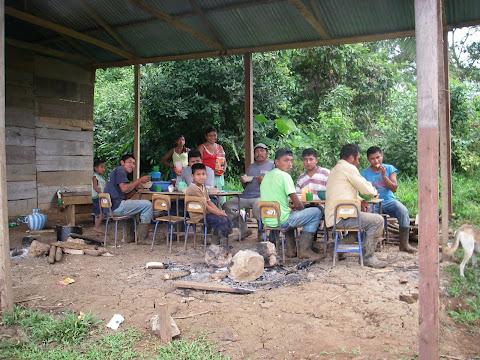 Gros diner du 2 janvier 2012