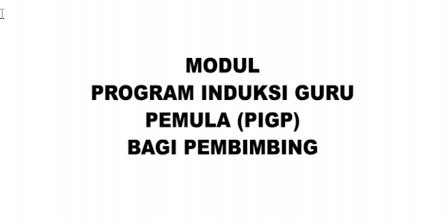 Download Panduan PIGP untuk Guru Pembimbing