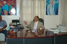 Senador Julio César Valentín expone sobre la importancia de la Constitución de la R.D