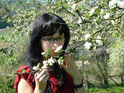 Thanks God for flowers