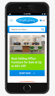 OfficeAnything.com Mobile Store