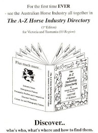A-Z Horse Industry Directory 1996/97