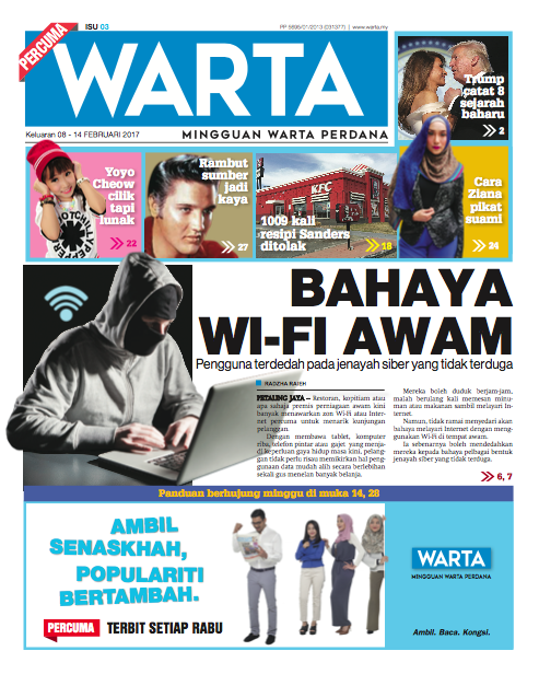 Warta (Jan-Apr 2017)