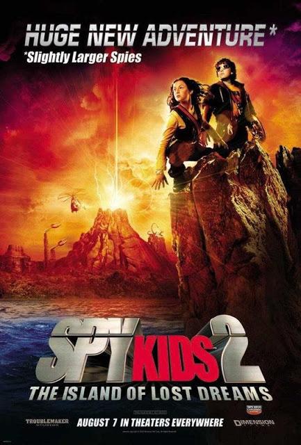 Spy Kids 2 พยัคฆ์ไฮเทค ทะลุเกาะมหาประลัย ภาค 2