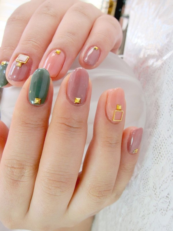 nails nail Desenhos De Unhas Tendencias 2014