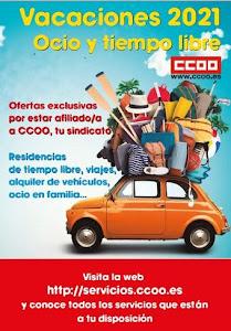 Campaña Ocio y Vacaciones 2021