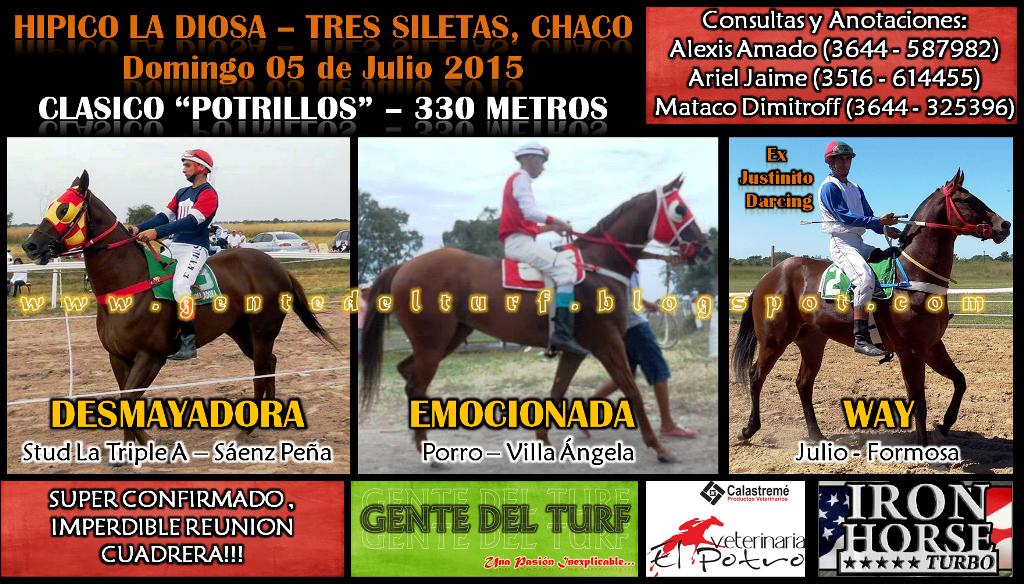 Tres Isletas 05-07 Clasico Cental