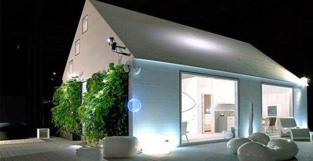 las casas de diseo moderno de madera piedra acero y hormign son tendencia en