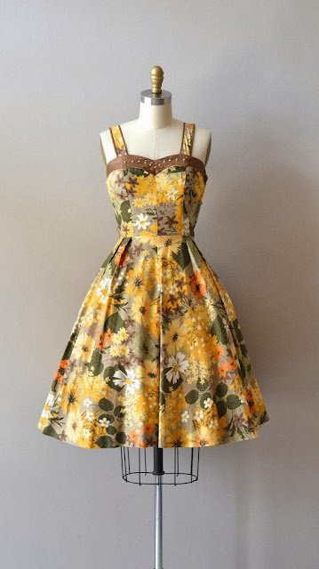 Sun Glint Frock With Two Strap