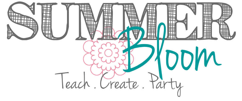 Summer Bloom: Teach. Create. Party