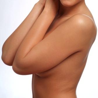 Se é possível fazer a mamografia com um pequeno peito