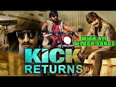kick Returns (2015) Full Hindi Dubbed HD