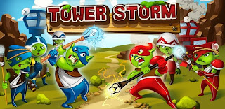 [Android] Tower Storm v1.2.3 full apk