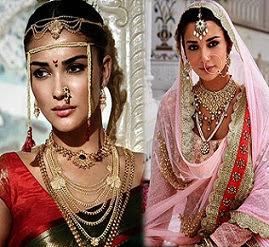 Amy Jackson Bridal Look PhotoShoot Pics