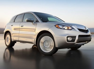 2011 Acura  on Acura Rdx