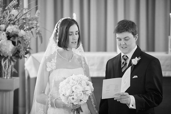 Brown University Wedding Ceremony